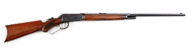 (C) Deluxe Winchester Model 1894 Lever Action Takedown Rifle (1903).
