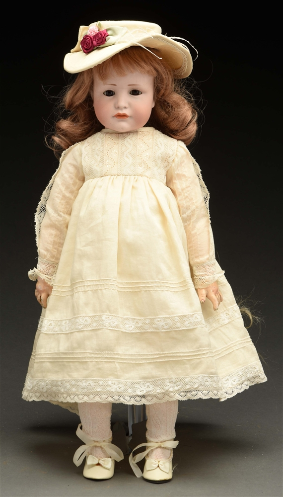 Kammer & Reinhardt 114 Doll with Glass Eyes.