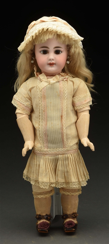 Original Simon & Halbig Child Doll.