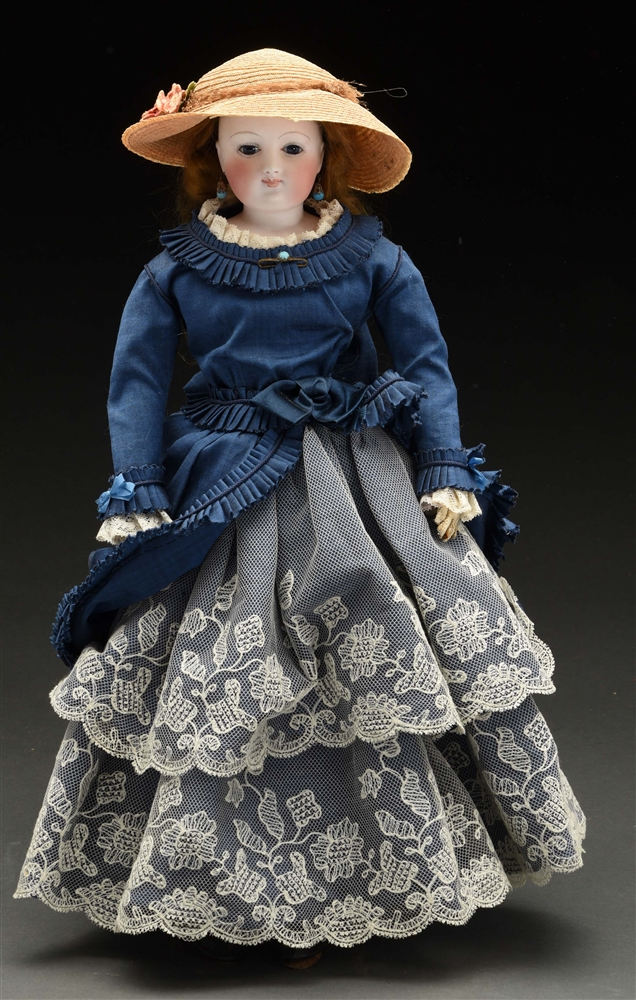 Attractive French Fashion Doll.