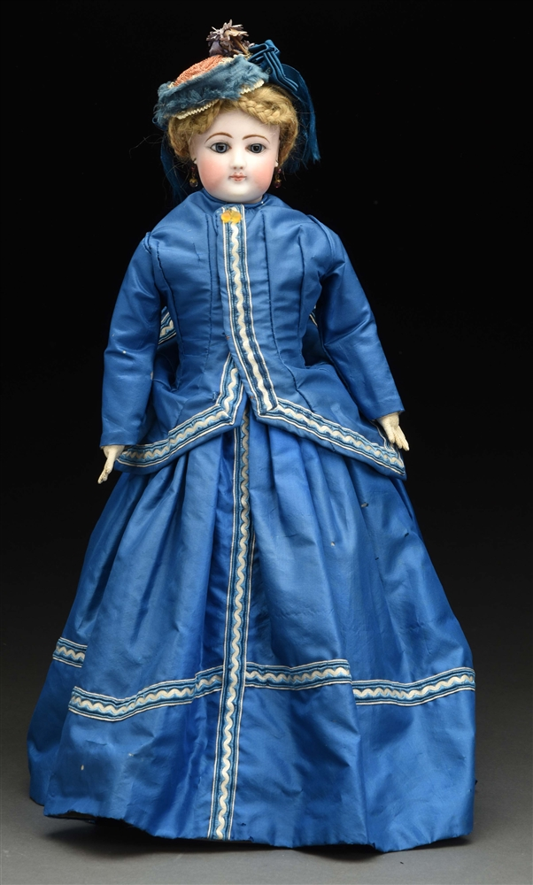 Pretty Fashion Doll Attributed to F.G..