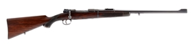(C) Desirable Holland & Holland .375 Express Takedown Sporting Rifle (1907-1911).