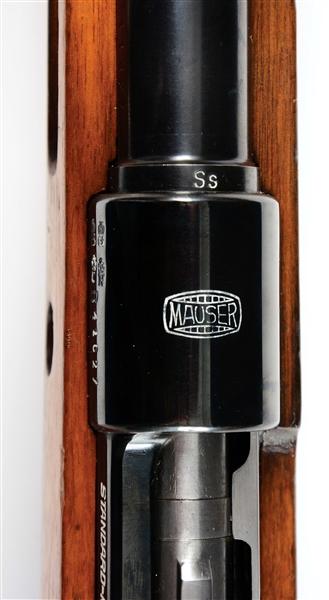 Lot Detail - (C) Mauser Standard Model 98 Rifle