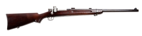 "(C) U.S. Springfield Model 1922 .30 Heavy Barrel ""Match"" Special Bolt Action Rifle."