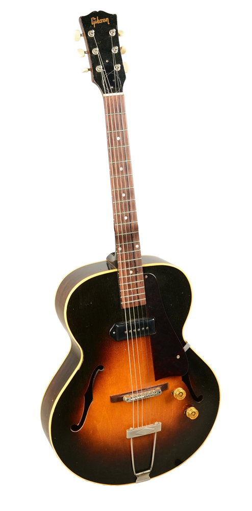 Gibson ES-125 Acoustic Electric Guitar.