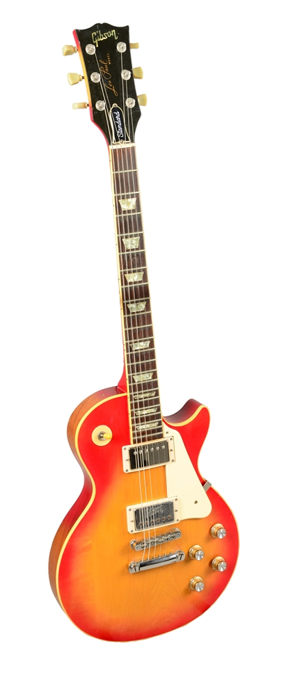 Gibson Les Paul Standard Electric Guitar.