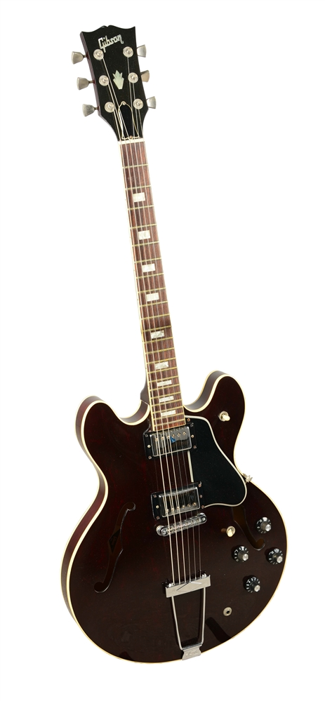 Gibson Model ES-335TD Electric Guitar.
