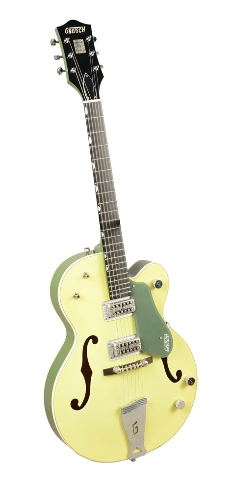 Gretsch Anniversary Model 6118 Hollow-Body Electric Guitar.