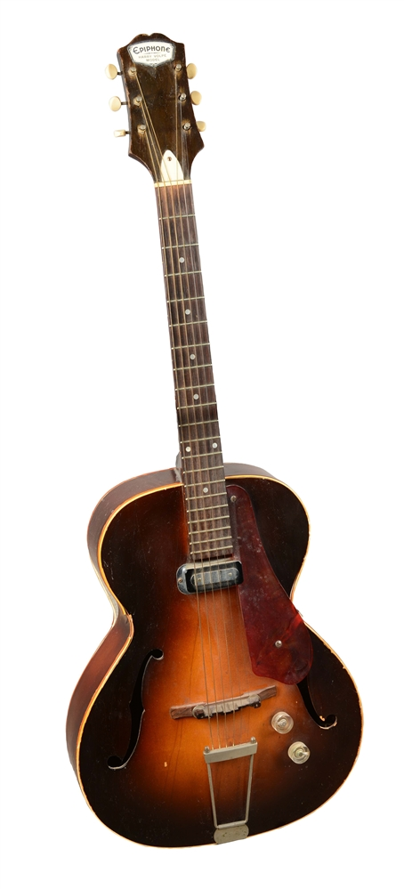 Epiphone Harry Volpe Electric Archtop Guitar.