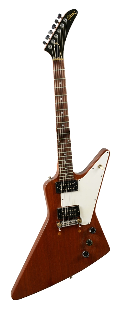 Gibson Explorer Electric Guitar.