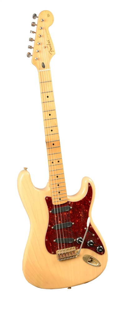 Fender Deluxe Series Stratocaster Electric Guitar.