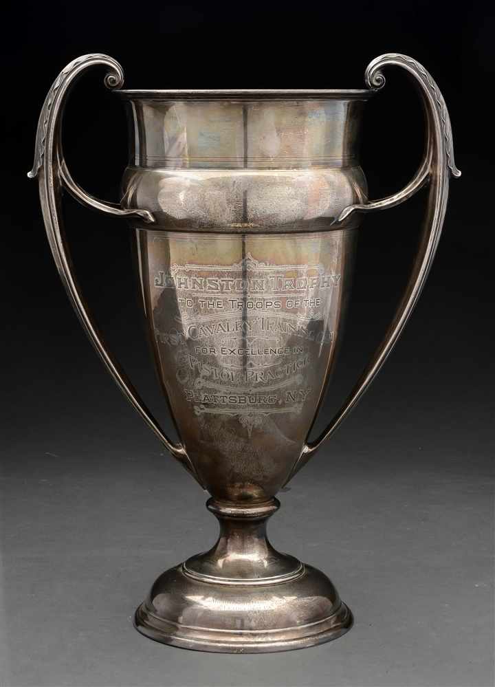 American Sterling Military Trophy.