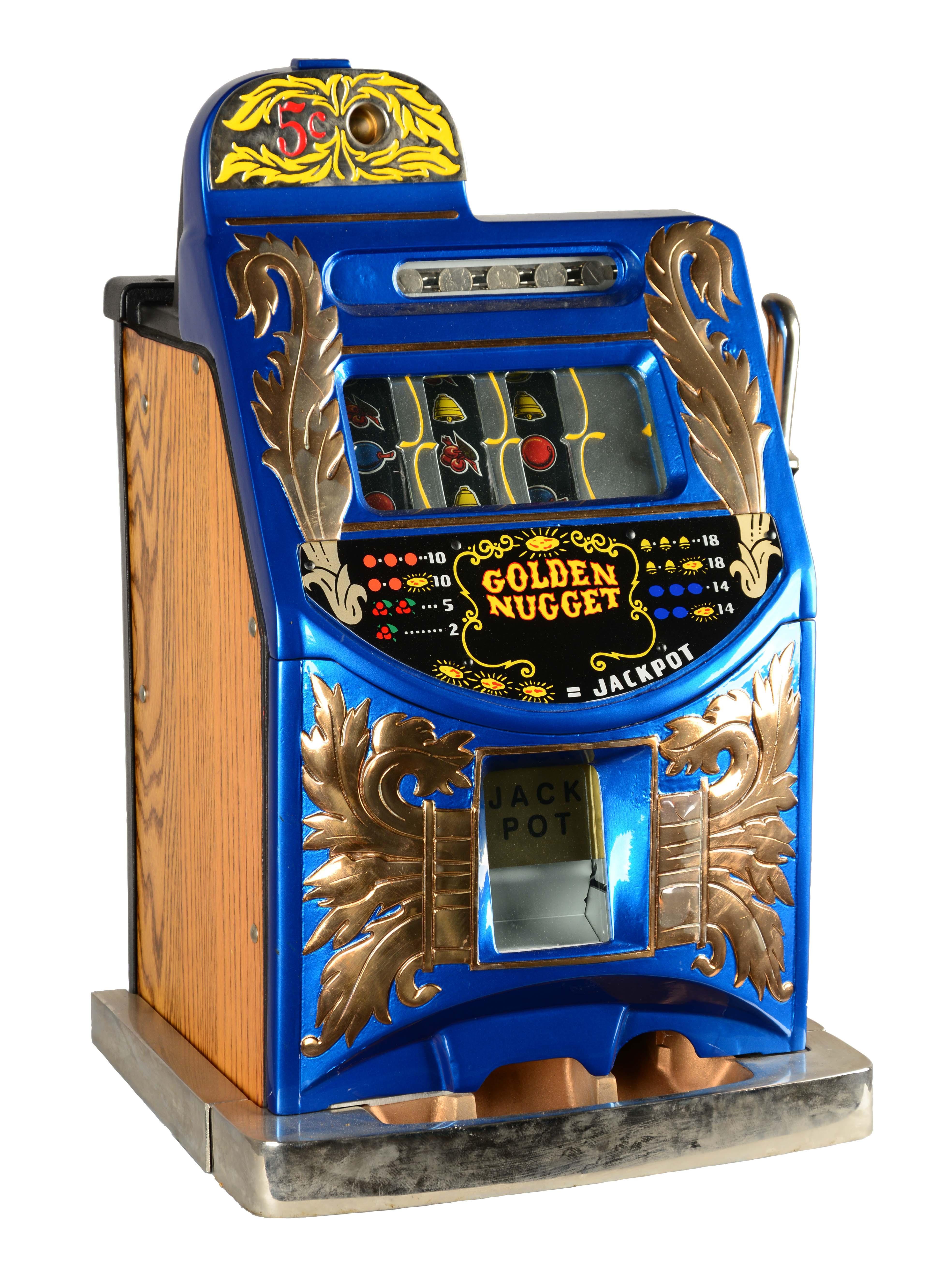 Golden Nugget Online Slots