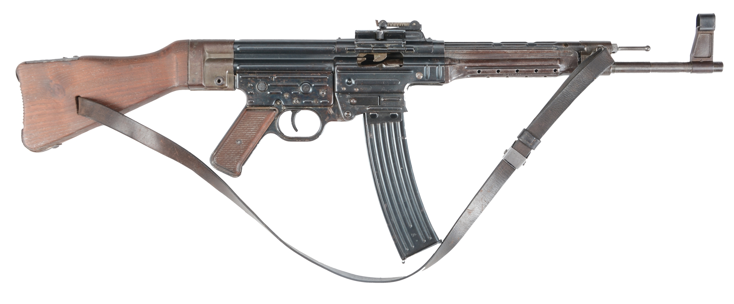 (N) HIGHLY COLLECTIBLE 1945 DATE MATCHING GERMAN WW2 STURMGEWEHR STG 44 MACHINE GUN (CURIO & RELIC)
