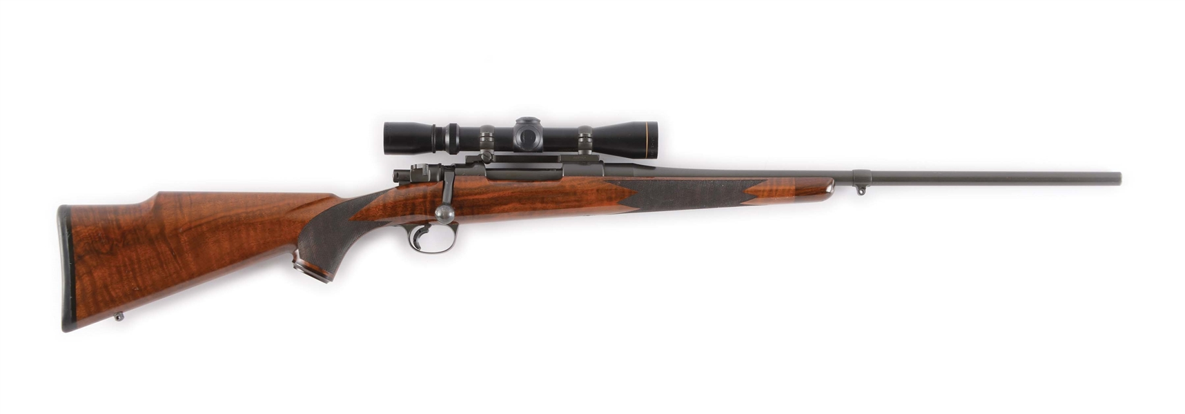Lot Detail - (C) Custom VZ-24 Bolt Action Rifle with Scope