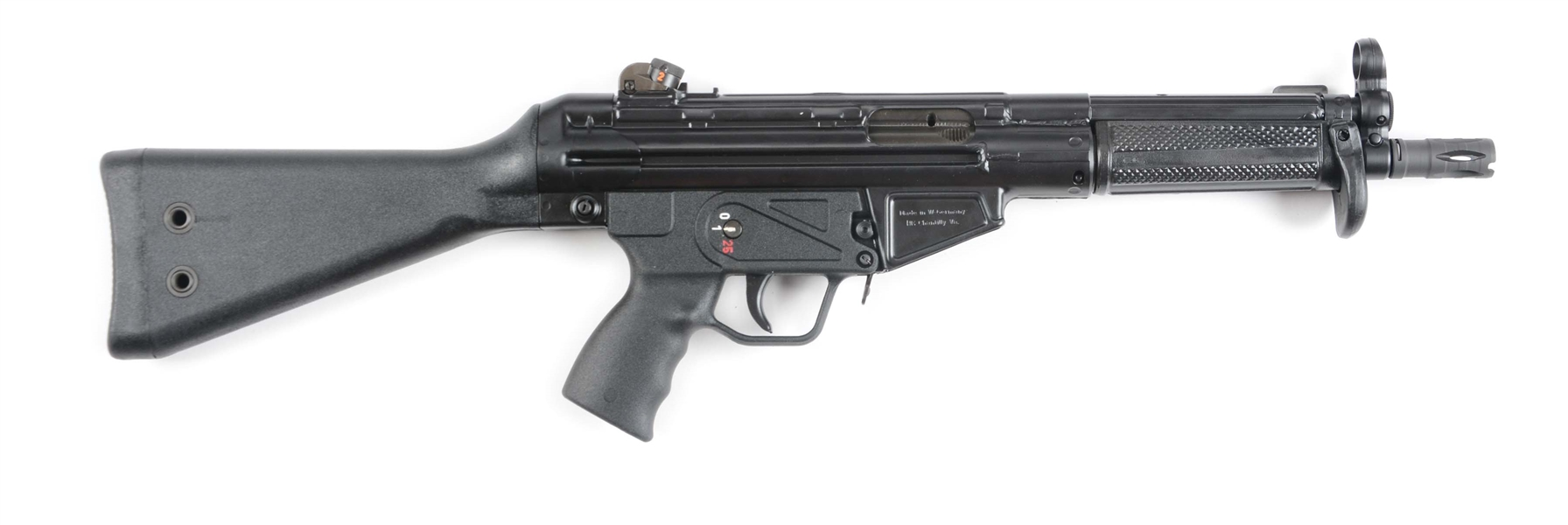 (N) INVESTMENT LEVEL MINT UNFIRED HECKLER & KOCH MODEL 53 MACHINE GUN (PRE-86 DEALER SAMPLE)