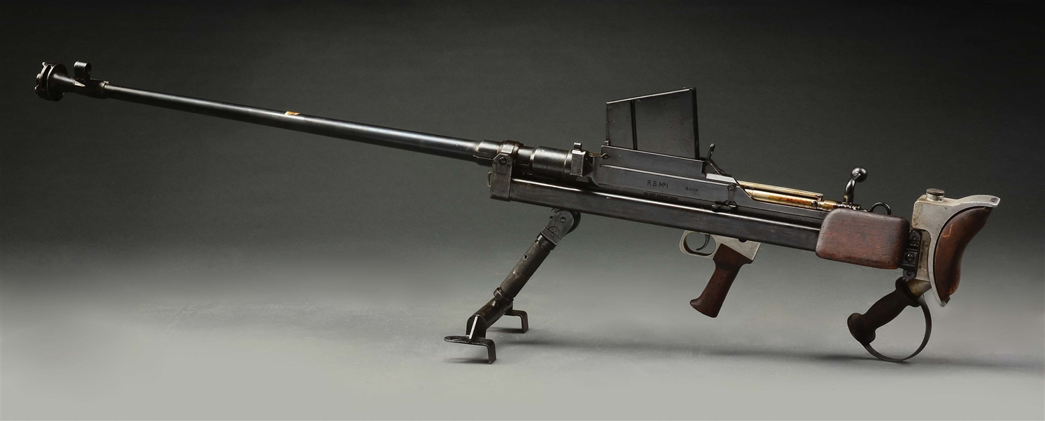 (N) HIGH CONDITION BRITISH BOYS .55 CALIBER BOLT ACTION ANTI-TANK RIFLE (DESTRUCTIVE DEVICE).