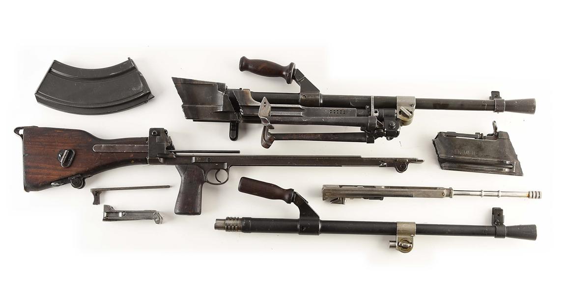Ww2 Machine Gun Parts Kits