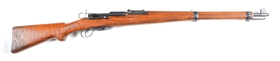 (C) Swiss K31 Bolt Action Rifle.