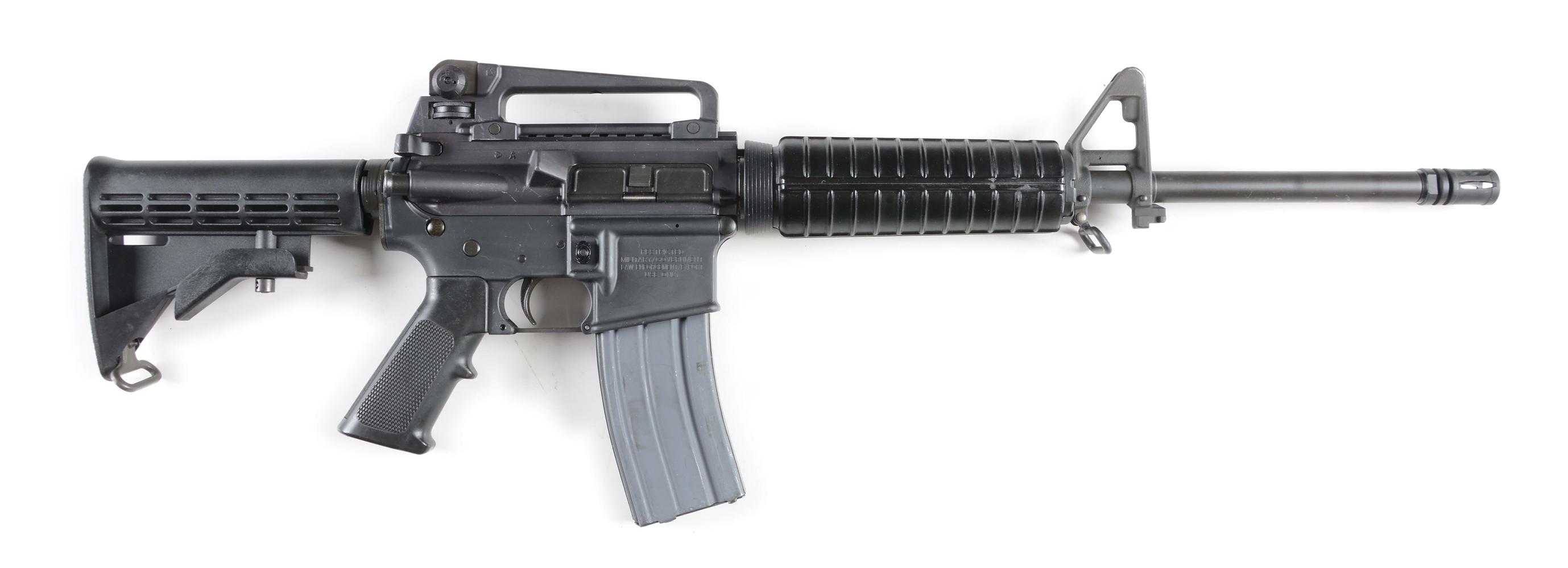 (M) Canadian Colt AR-15A3 Tactical Carbine.