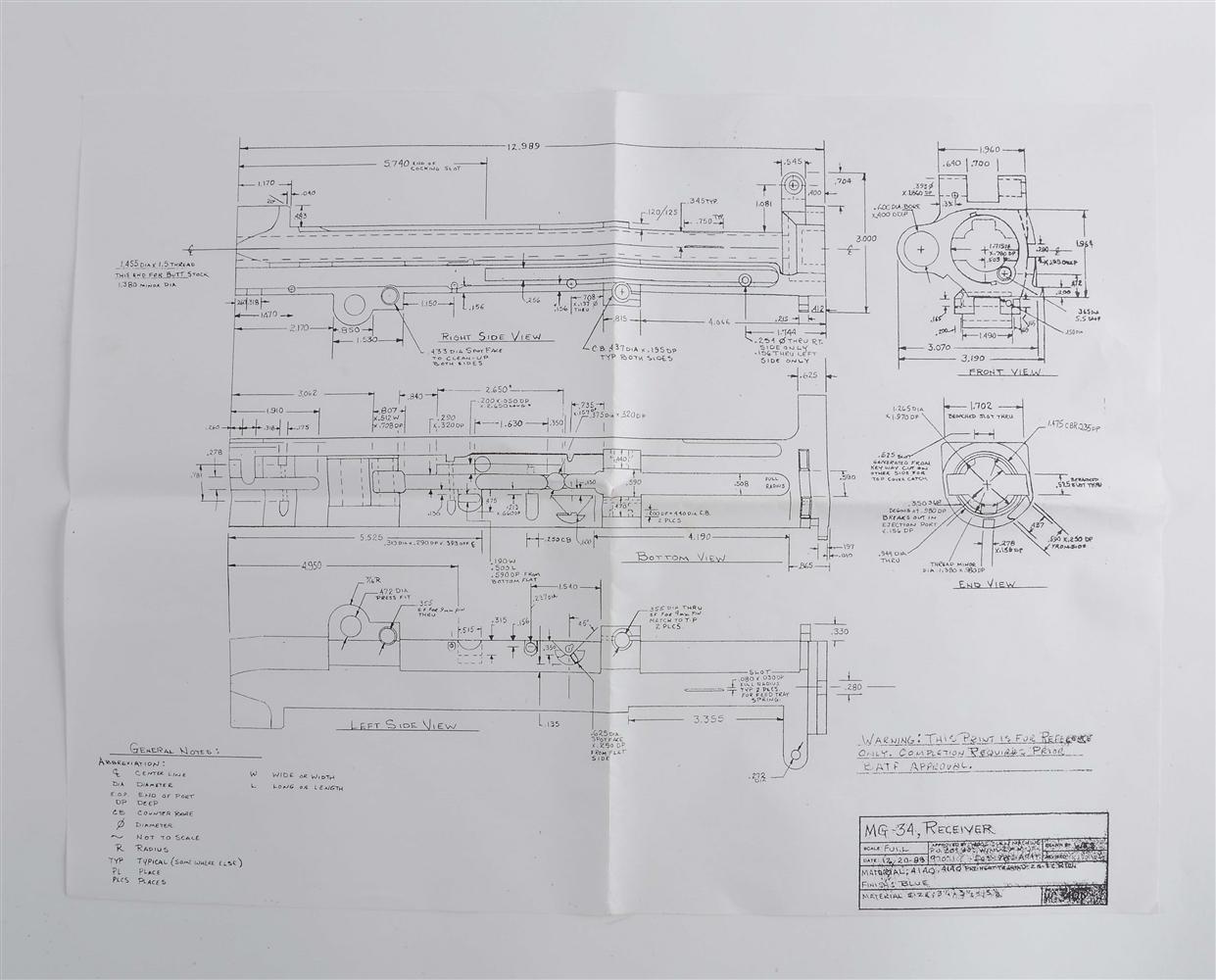 Lot Detail  Dimensional Diagram