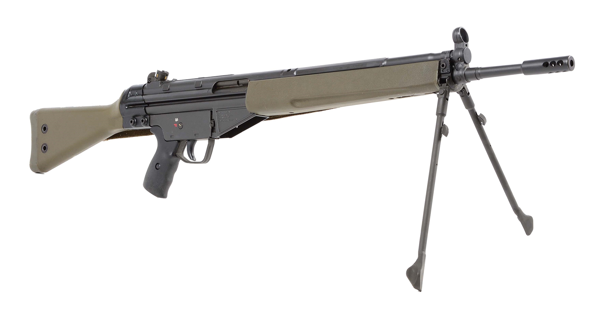 (M) Century Arms CAI-3 Semi-Automatic .308 Rifle