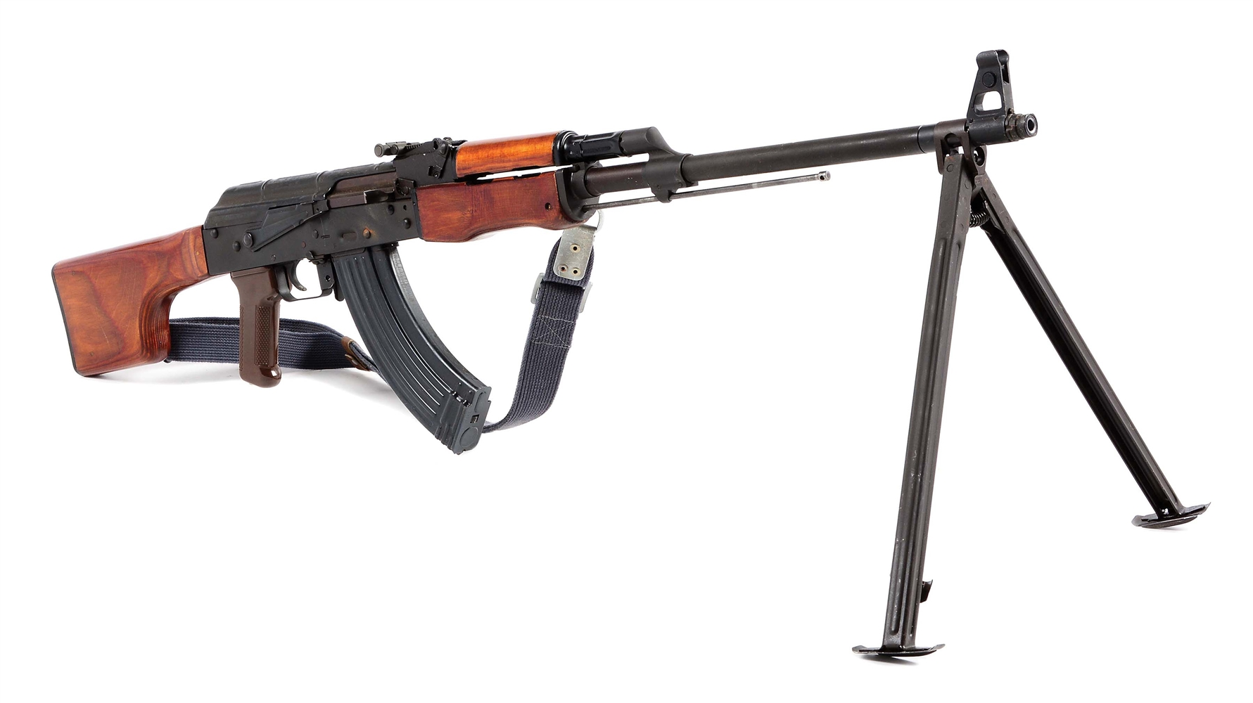 (M) Hess Arms M-47/ RPK-C Semi-Automatic Rifle.