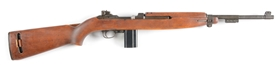 (C) Inland M1 Carbine Semi-Automatic Rifle.