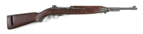(C) Inland Division M1 Carbine Semi-Automatic Rifle.