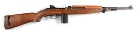 (C) Inland Manufacturing M1 Carbine Semi-Automatic Rifle.