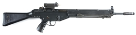 (M) HK Model 91 Semi-Automatic Rifle.
