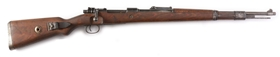 "(C) Nazi ""byf"" Marked K98 Bolt Action Rifle."