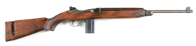 (C) IBM M1 Semi-Automatic Carbine.