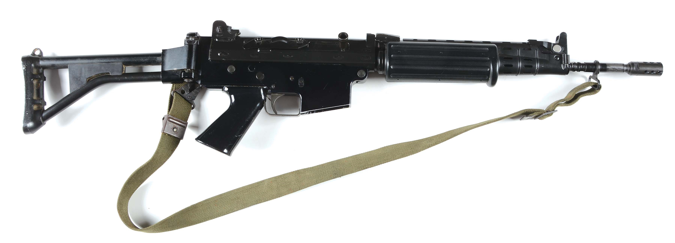(M) Fabrique Nationale FNC Semi-Automatic Carbine.