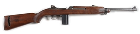 (C) Inland Division US M1 Semi-Automatic Carbine.