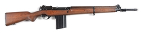 (C) FN-49 Argentine Navy Semi-Automatic Rifle.