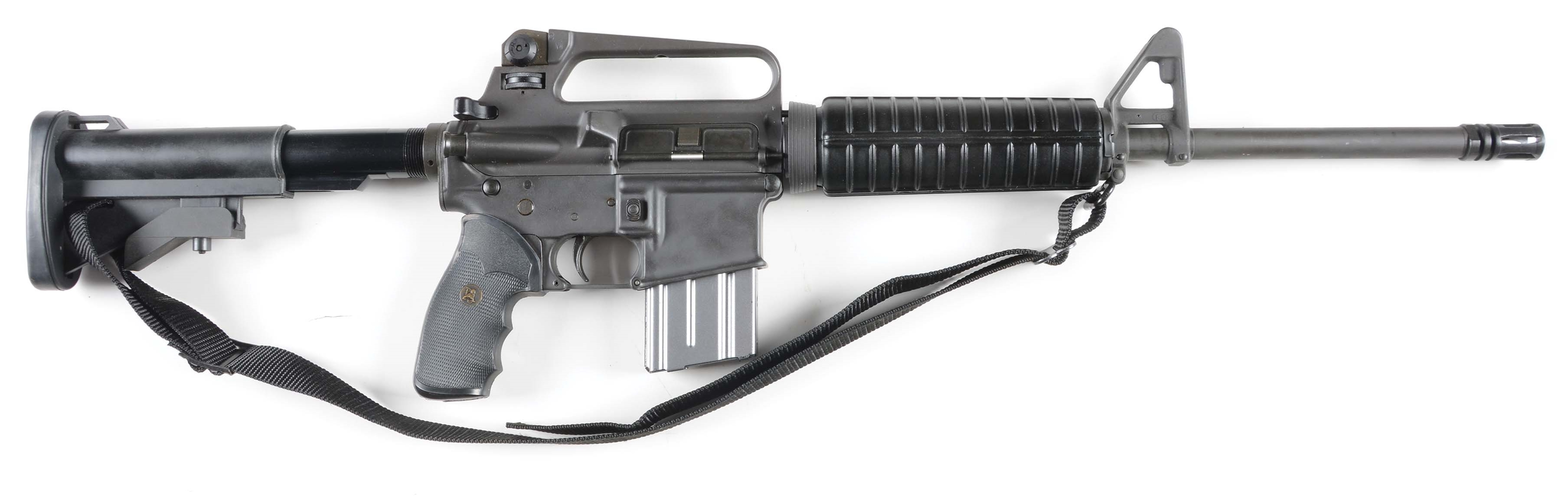 (M) Colt Sporter Lightweight (AR-15) Semi-Automatic Rifle.