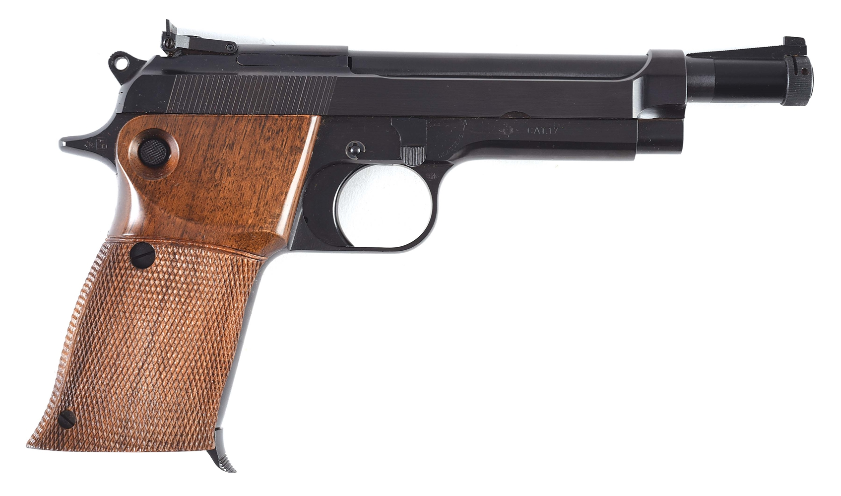 (C) Exceptionally Rare Beretta 952 Special Target Semi-Automatic Pistol.