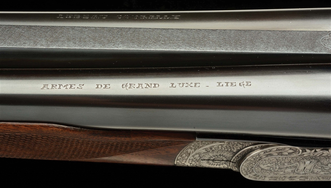 Lot Detail - (M) Superb Lebeau Courally Sidelock Ejector