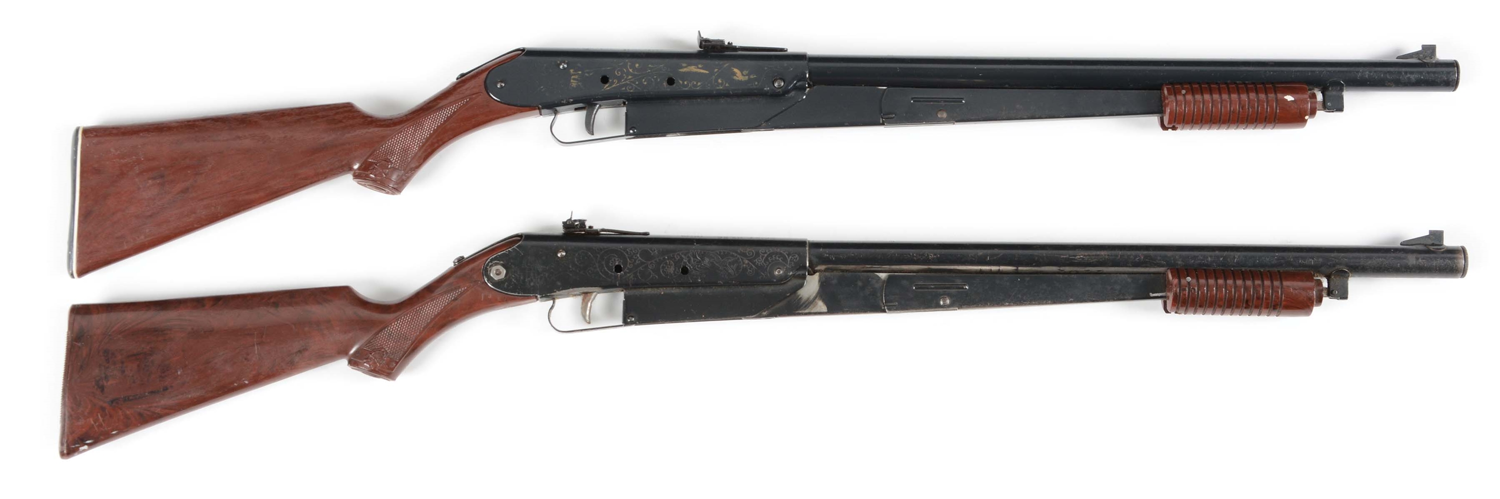 Lot of 2: Daisy Model 25 Air Rifles.