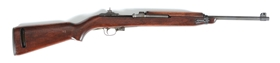 (C) IBM Corporation M1 Carbine Semi-Automatic Rifle.