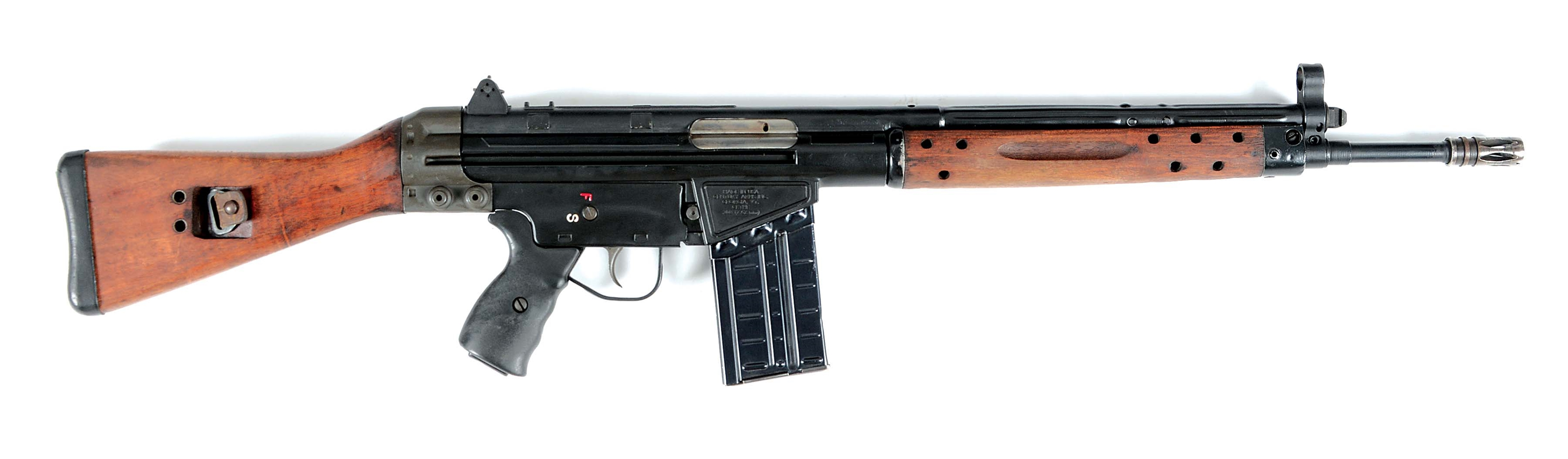 (M) Century Arms CETME Semi-Automatic Rifle.