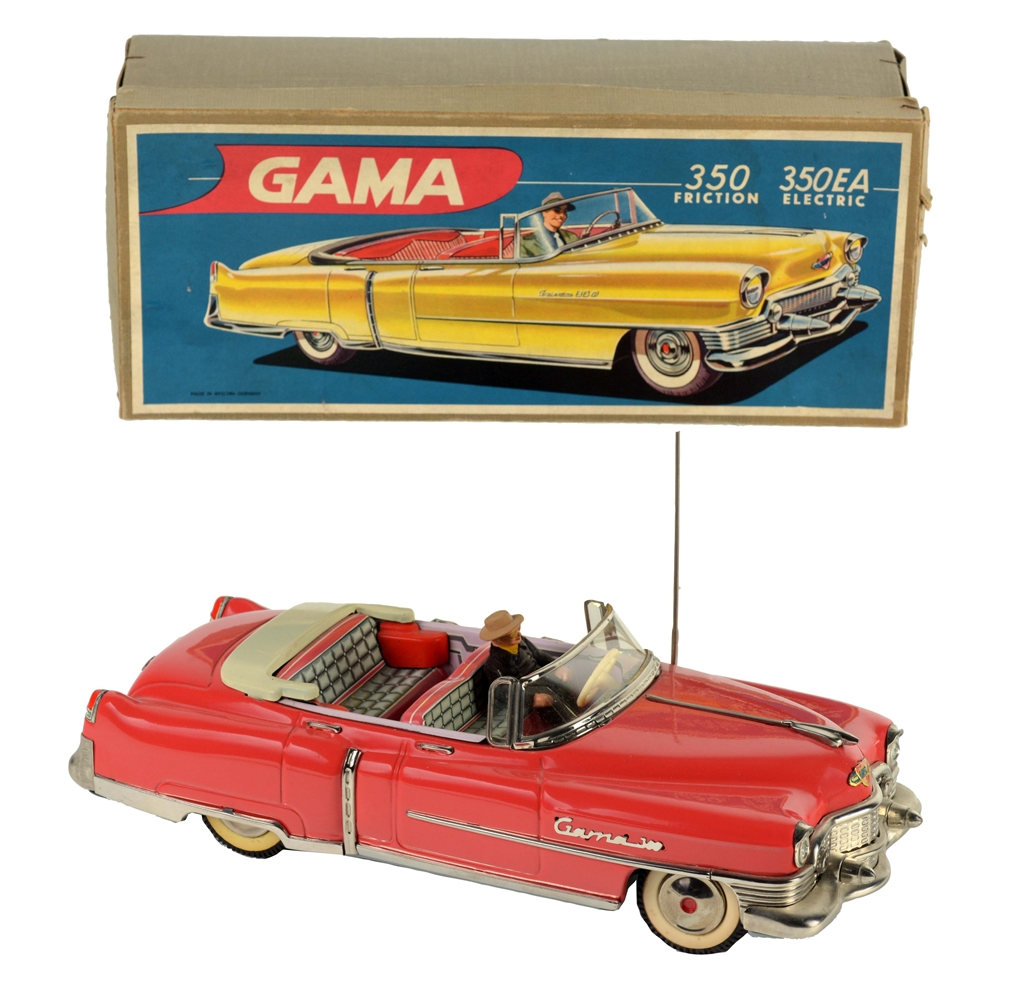 German GAMA Friction Ford Fairlane Automobile.