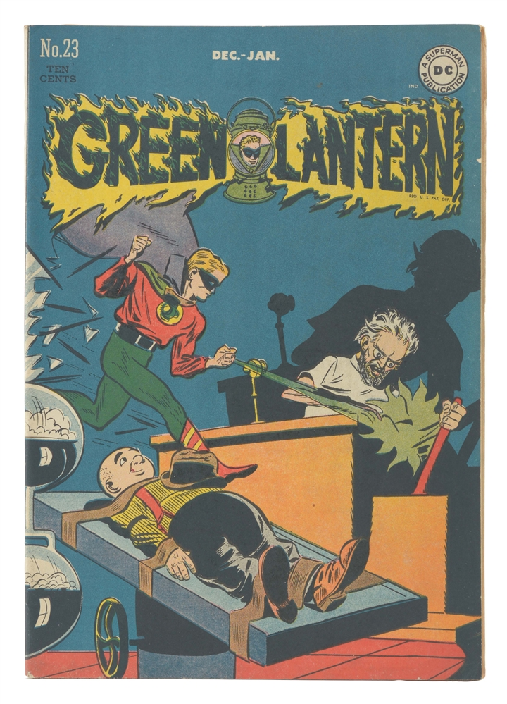 1946 The Green Lantern Comic No. 23.