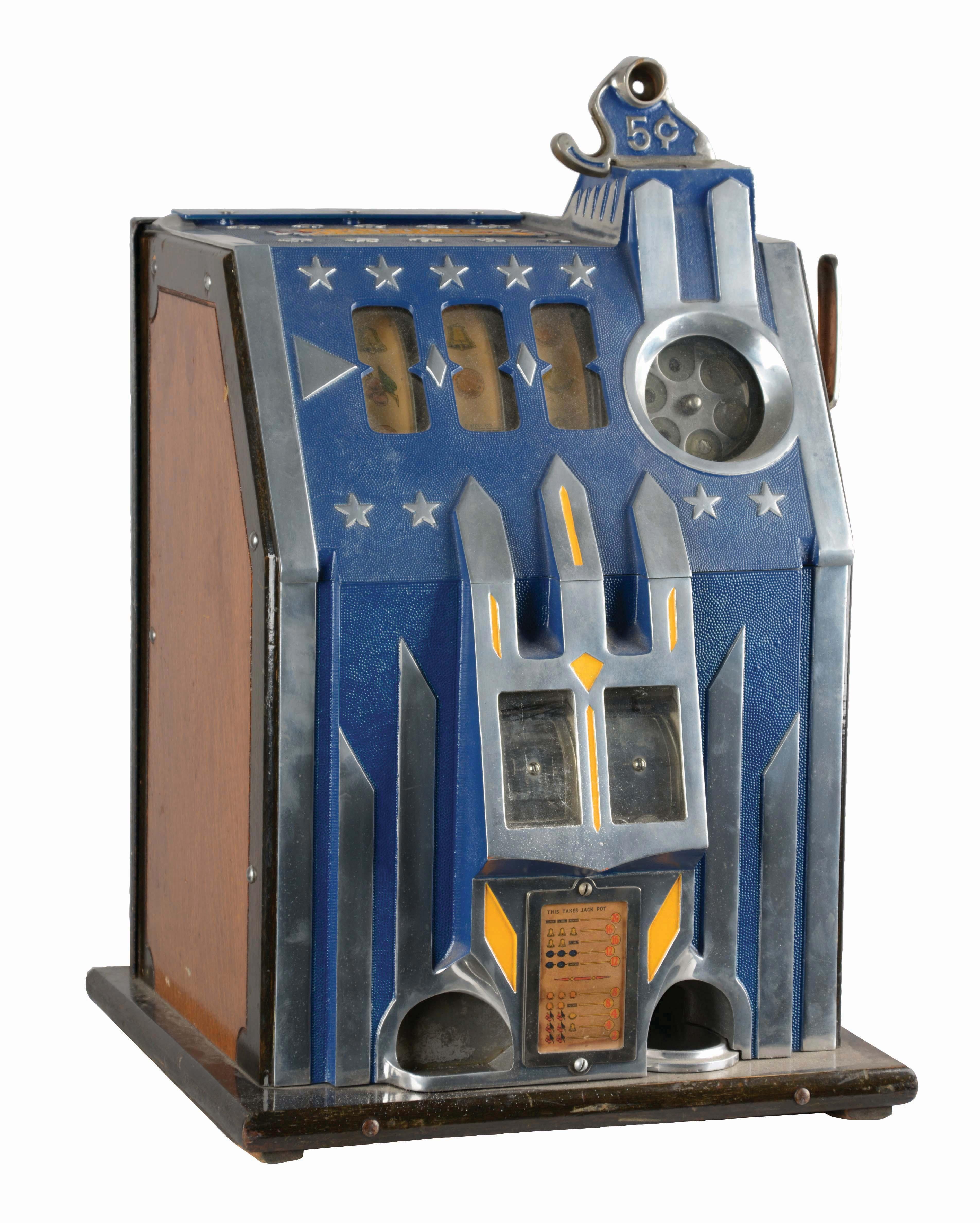 Pace Comet Slot Machine Parts