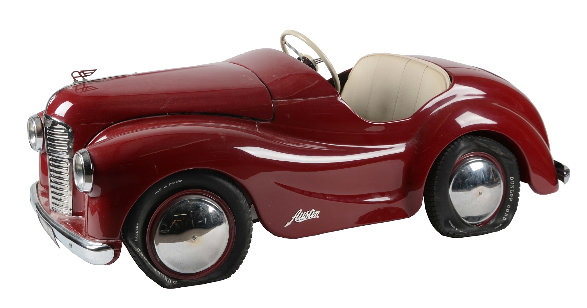 Pressed Steel Austin J40 Triang Pedal Car.