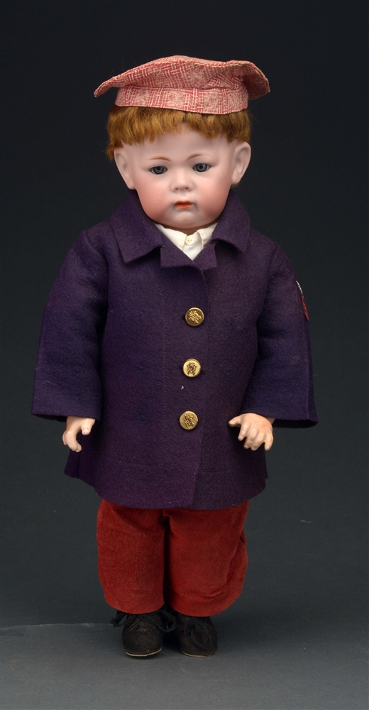 "K*R 115A ""PHILLIP"" TODDLER CHARACTER DOLL."