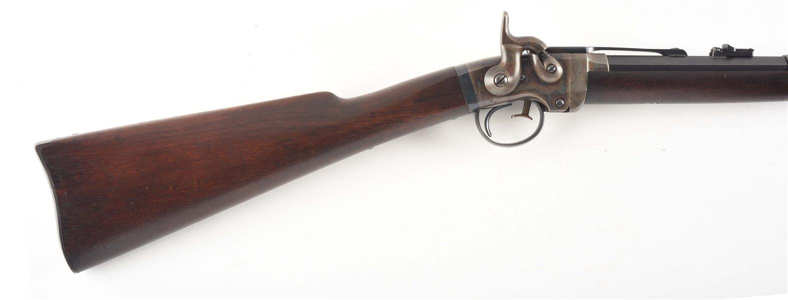 Lot Detail - (A) HIGH CONDITION SMITH CIVIL WAR ERA CARBINE