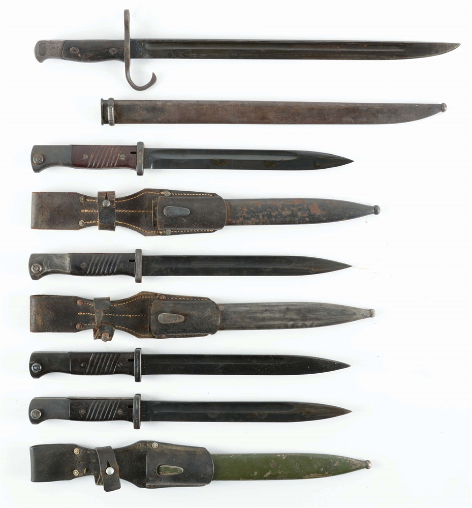 AXIS POWERS BAYONET ASSORTMENT.