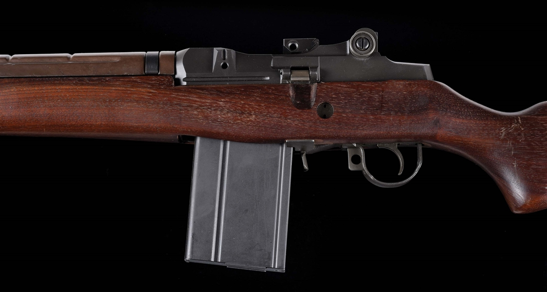 Lot Detail - (N) HIGH CONDITION SPRINGFIELD ARMORY M1A (M14
